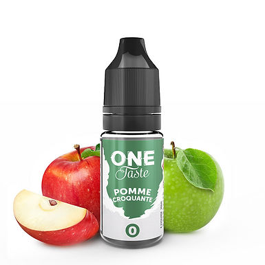 One Taste - Pomme Croquante