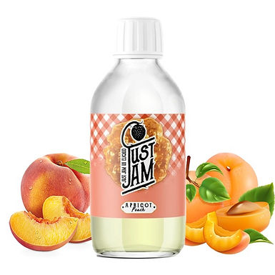 Just Jam - Apricot Peach 200ml
