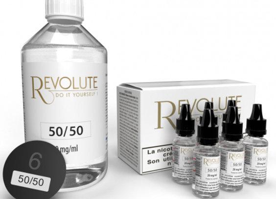 Revolute 50/50 200ml 6mg