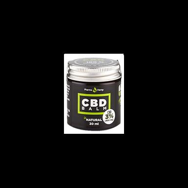 Baume à 3% de CBD 30ml Pharma Hemp