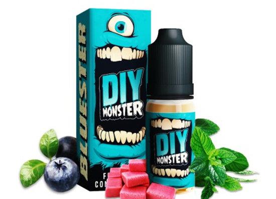 DIY Monster - Bluester