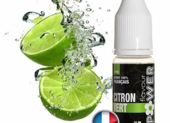Flavour Power - Citron Vert