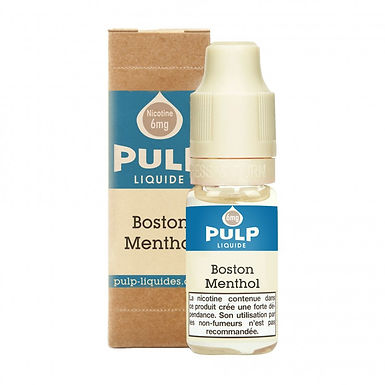 Pulp - Boston Menthol
