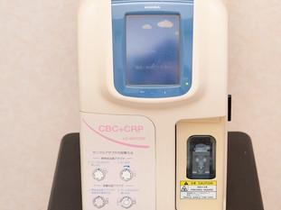 血算CRP検査機
