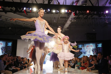 Making dreams come true at Fashion Funds the Cure