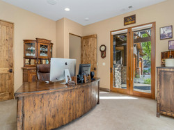 239 E Jeffrey Pine Rd Office Bedroom