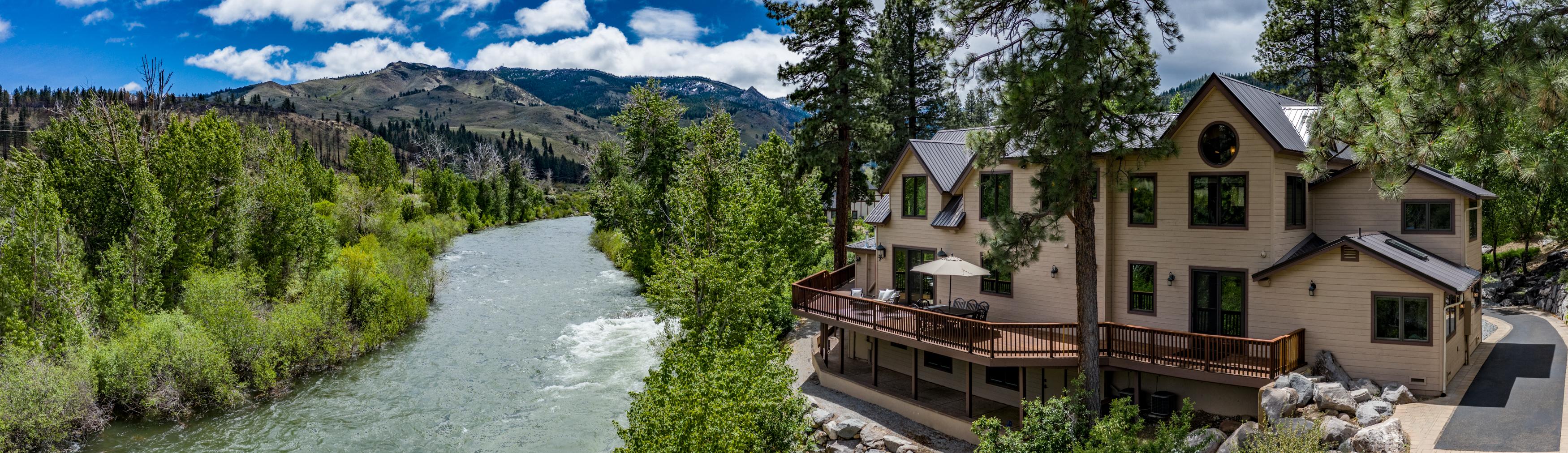 Luxury Riverfront Verdi Estate