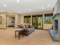 239 E Jeffrey Pine Rd fireplace family room
