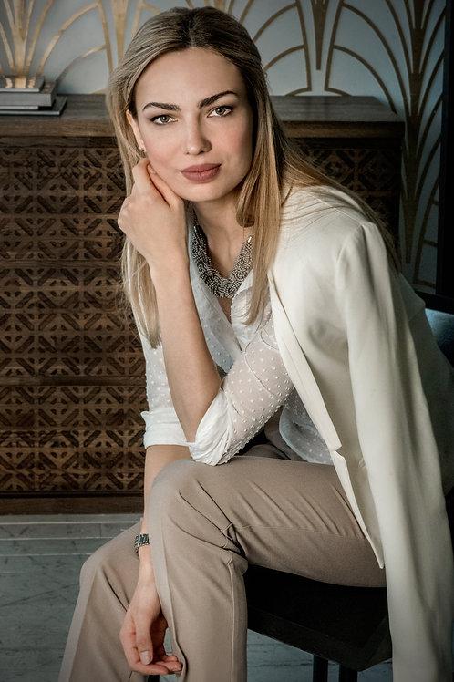 Алина Санаева - дизайнер, член «Союза Дизайнеров и Архитекторов»