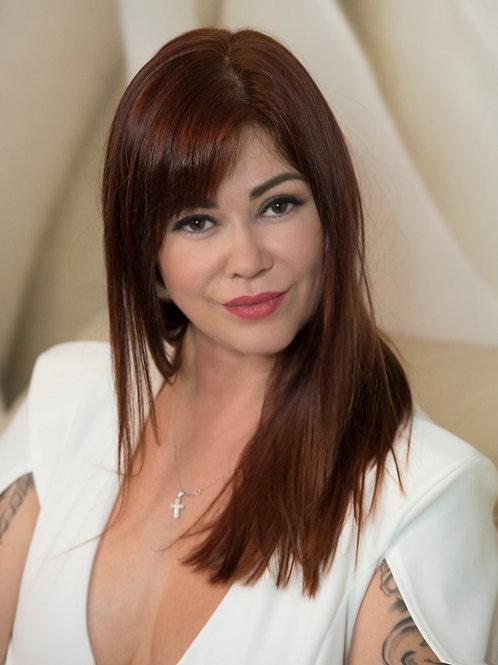 Ольга Лутц - основатель клиники перманентного макияжа (Швейцария).
