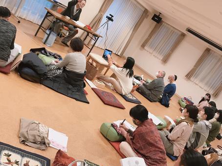 伊藤武先生のマルマ・ヴィッディヤー講座 開催レポート!