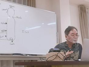 伊藤武先生のゲーランダ・サンヒター講座★開催レポート その②