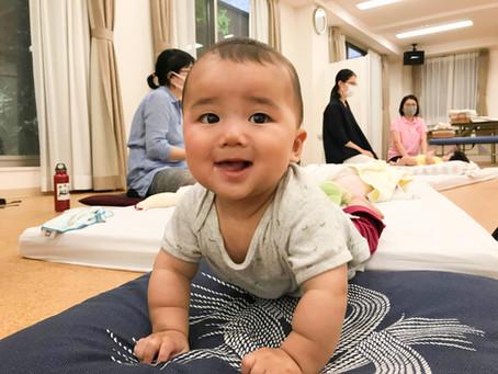 らくらく育児クラス開催レポート~7月~