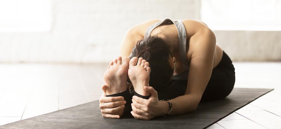 Light & Warm Yoga, lightly heate yoga Chesapeake Hot Yoga