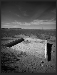 Water Trough, Ord Mountains