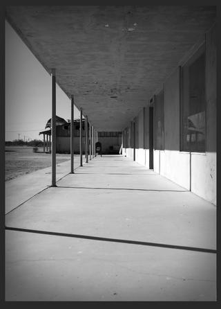Post Office, Desert Center