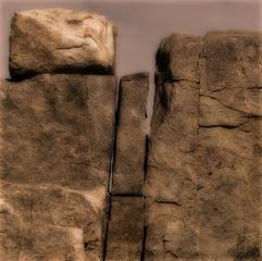 Cracked Rock, Joshua Tree NP