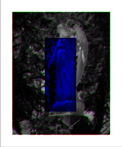 Angel w/Blue