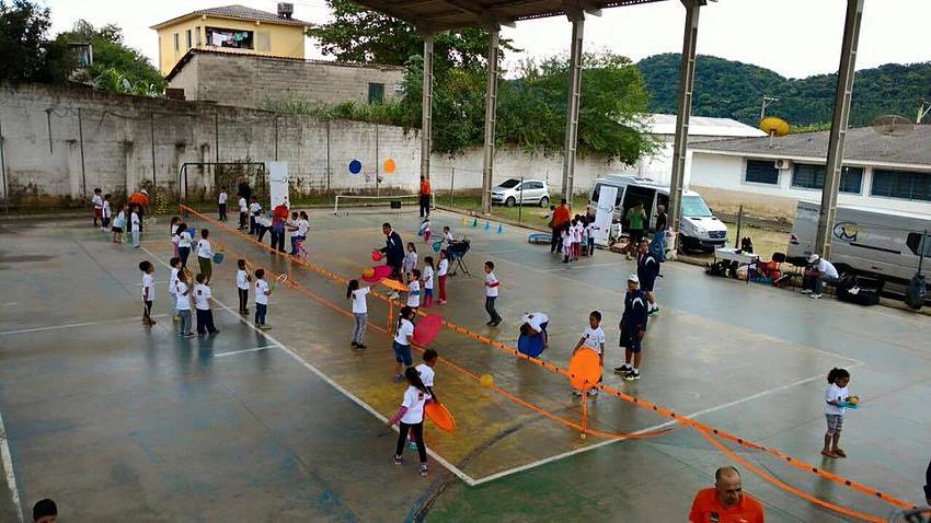 Tênis para Todos 2015 Eldorado -SP