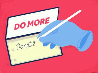 A importância da doação para as organizações da sociedade civil