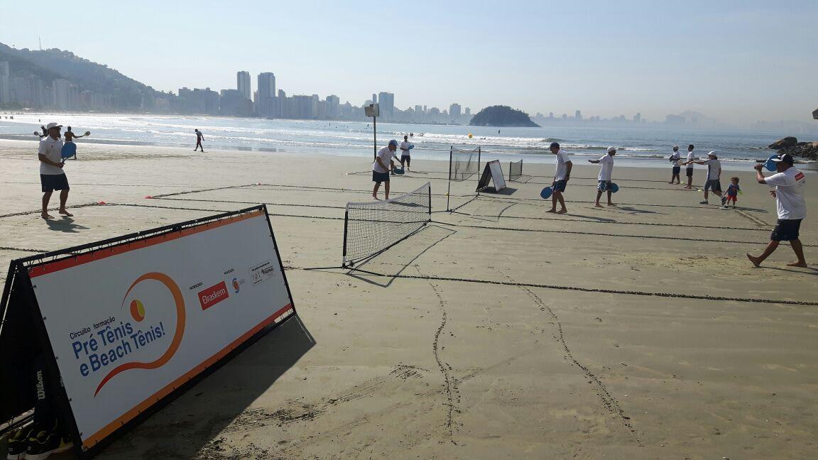 Tenis e Beach em S. Vicente 2016