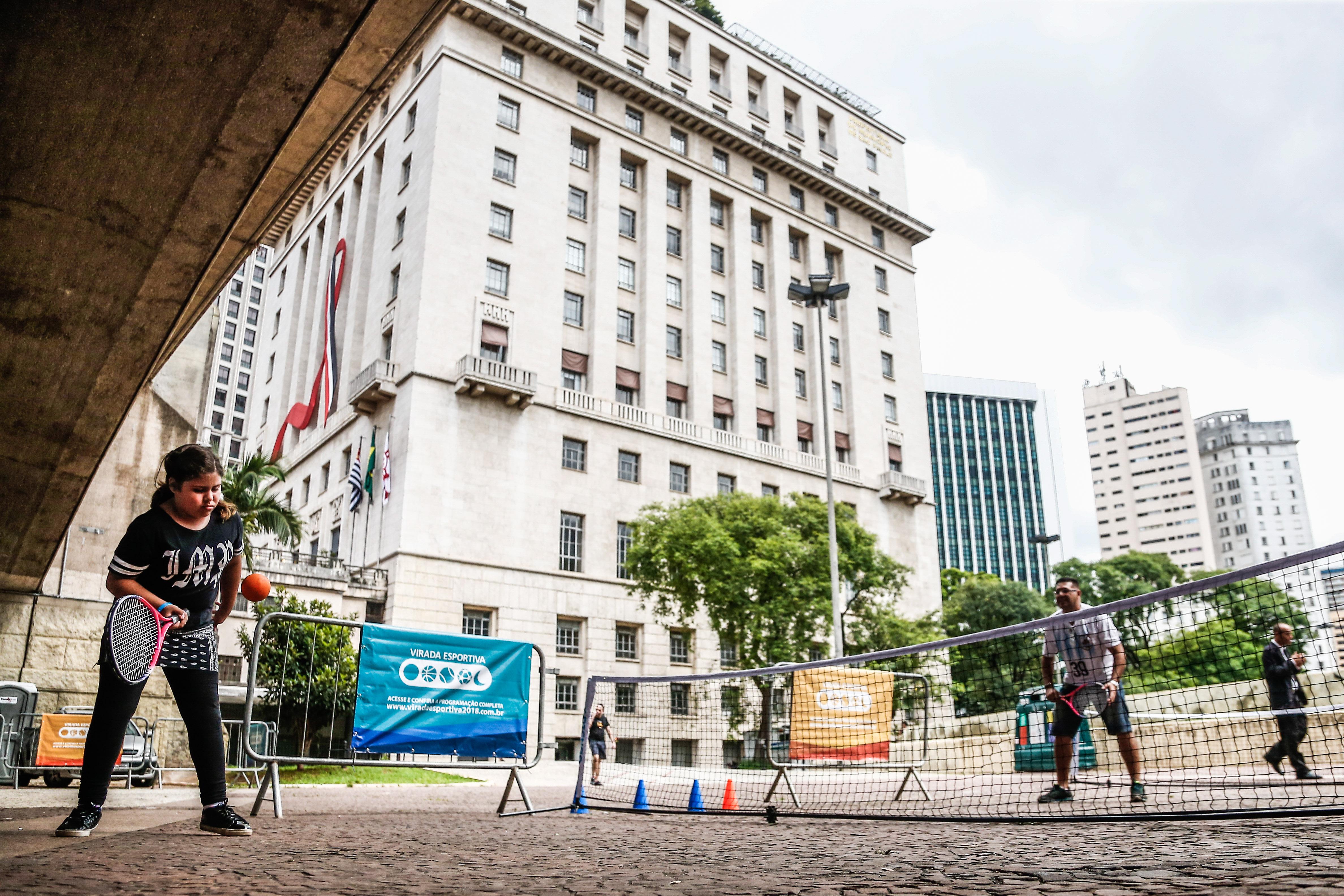 Virada Esportiva 2018 - Anhangabaú