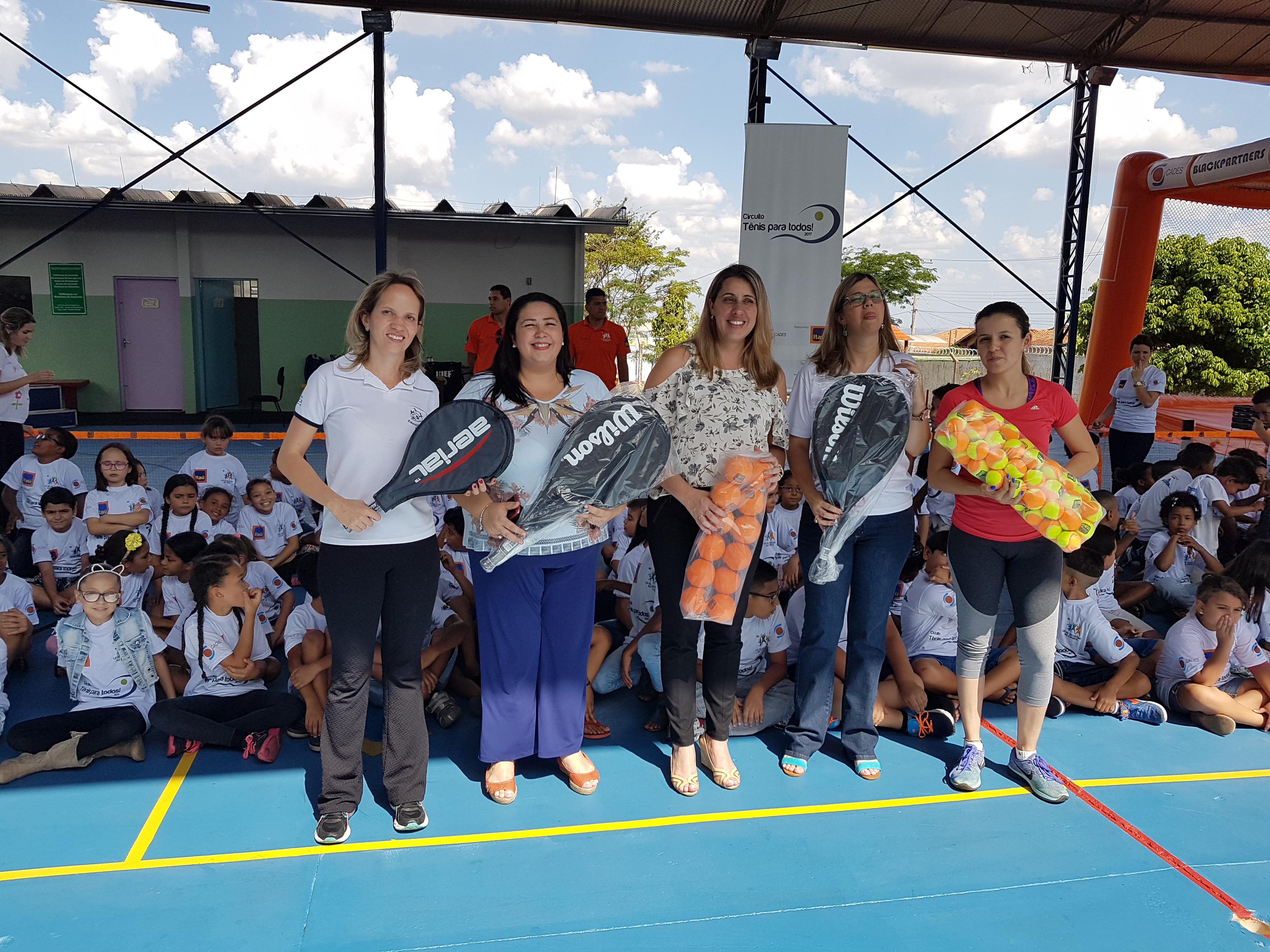 Tênis para Todos Kits Franca