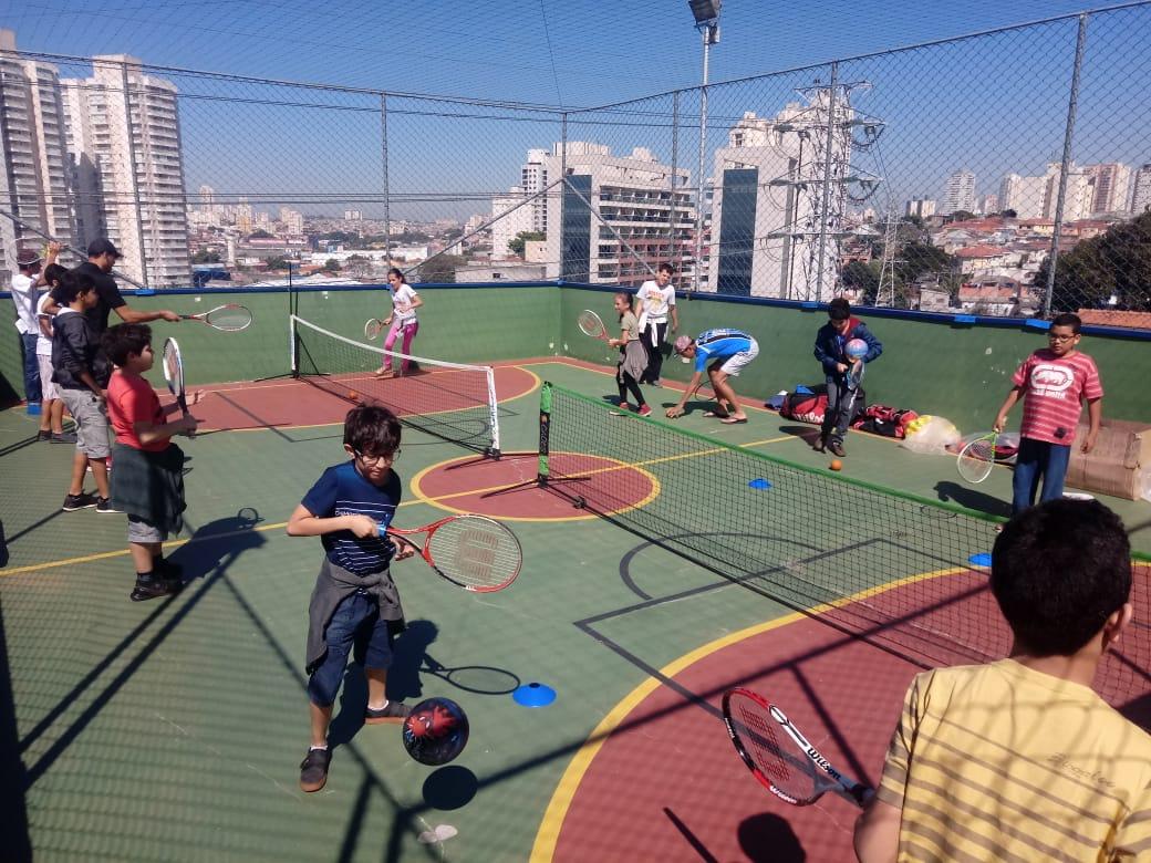 Programa Esporte Voluntário