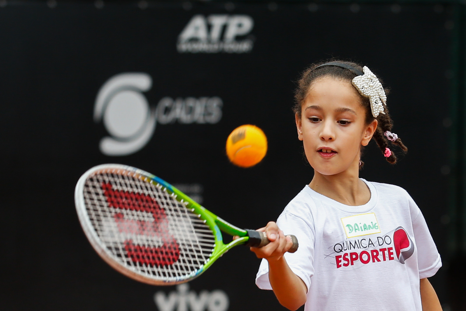 Oficinas de Tênis Brasil Open 2016