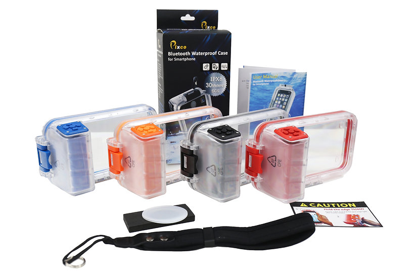 30M Waterproof Case for Smartphone