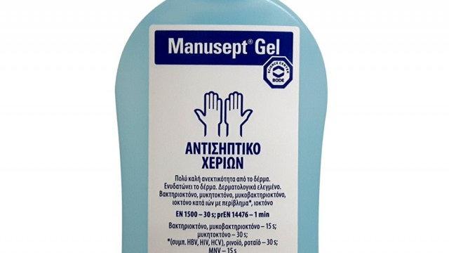 manusept Gel 100ml (HARTMANN)