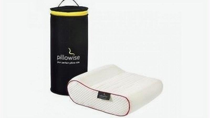 Pillowise Μαξιλαρι Ταξιδιου Κοκκινο