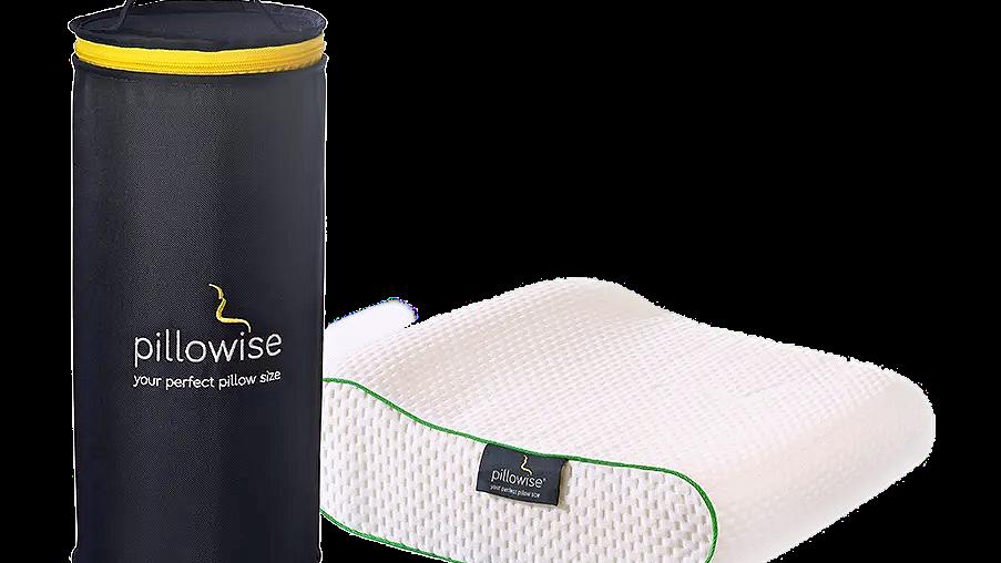 Pillowise Μαξιλαρι ταξιδιου Πρασινο