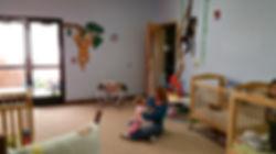 Infant Room Candil Hall Academy Pre-school in Northwest Las Vegas