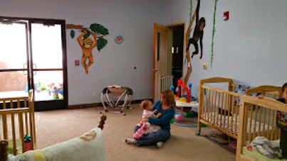 Infant Room Candil Hall Academy Pre-school in Northwest Las Vegas
