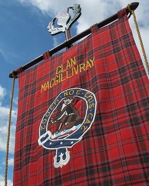 Clan MacGillivray banner