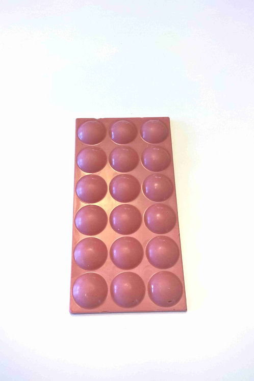 Tablet chocolate RUBY 80g