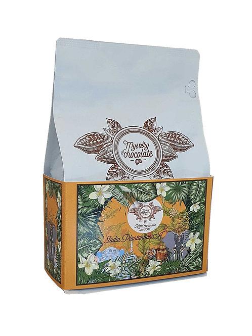 INDIA PLANTATION A organická káva  250g