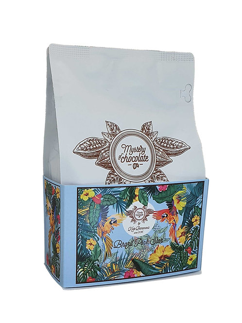 BRAZIL PINK STAR organic coffee  250g