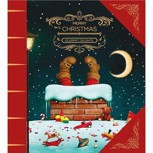 Advent chocolate calendar - 24 choco figures