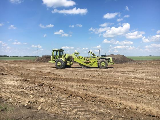 Moving Dirt