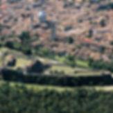 Veduta aerea di Lonato del Garda