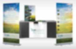 CVE trade show design