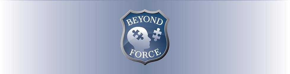 Beyond Force logo design