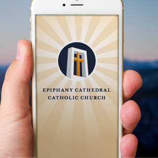 Epiphany Cathedral Church App Screen Design
