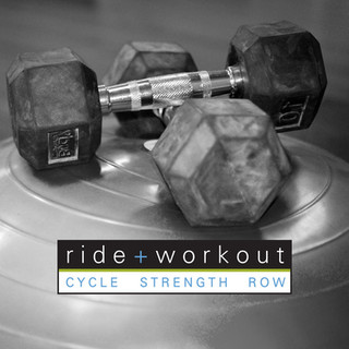 Ride and Workout Branding Design