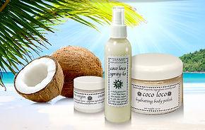 Daybreak Lavender Farm coconut trio image