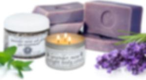 Daybreak Lavender Farm lavender image