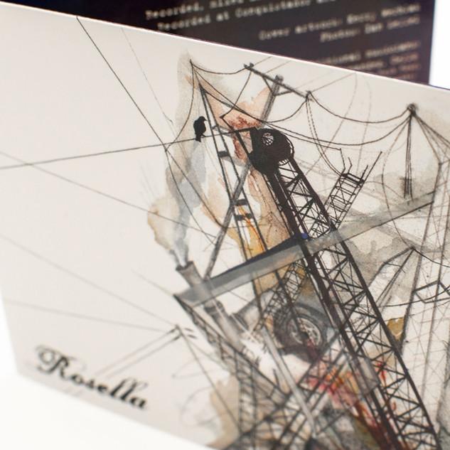 Rosella CD Cover