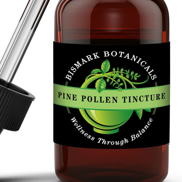 Bismark Botanicals Tincture Bottle
